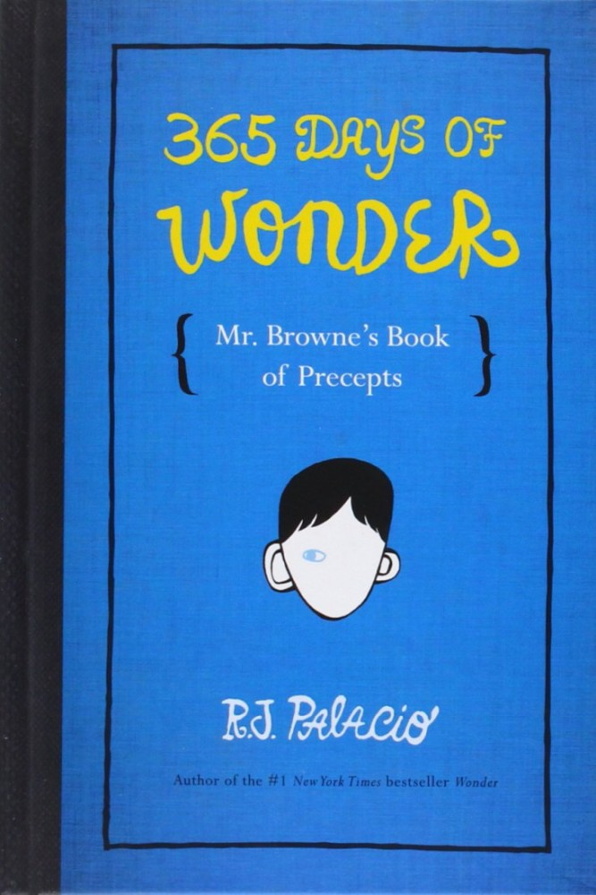 Wonder-ful book and quotes - Wasserman Wealth Management